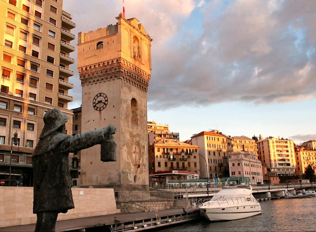 Ancora Savona contro Genova nell'atavica lotta? Questo non avviene su Reteluna