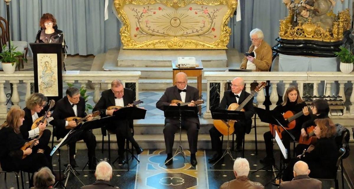 *Il mandolino in trincea*, folto pubblico. Il concerto dell'Ensemble Vivaldi a Varazze