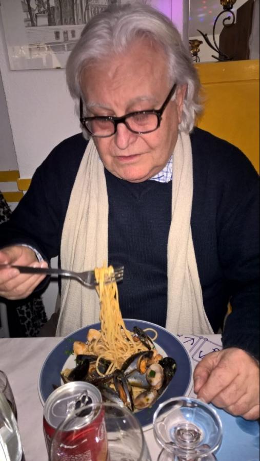Gaetano Colletti ospite d'onore. L'occasione per rivivere i fasti della movida