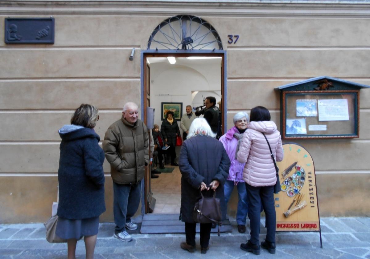Inaugurata nella - Gallery Malocello - a mostra collettiva di inizio anno