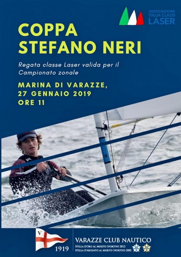 -Coppa Stefano Neri- per le classi Laser regata valida per il Campionato zonale Laser