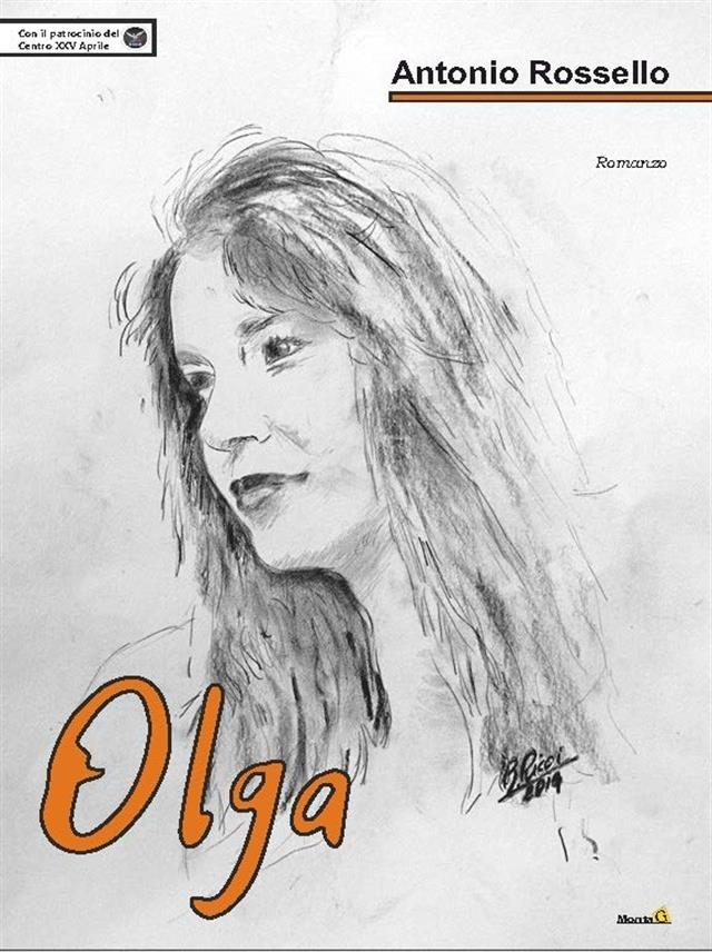 Antonio Rossello incontra il pubblico e firma le copie del libro «Olga» Ed. Montag
