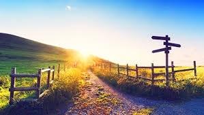 «Tracciare una strada per un futuro migliore redere in se stessi e da non lamentarsi mai.»