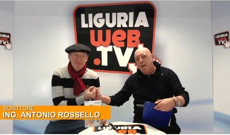 Nuovi interventi televisivi di Antonio Rossello. Su Liguriaweb.tv e TeleVarazze