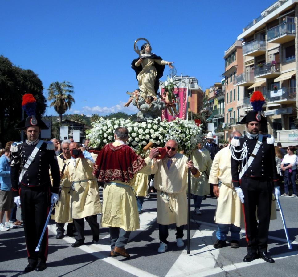 Varazze ha celebrato Santa Caterina da Siena
