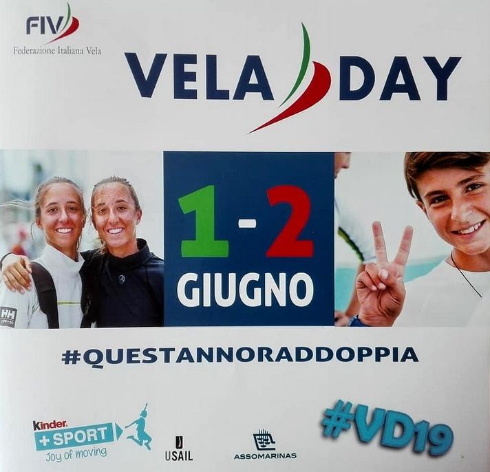 Con il progetto Vela Day – 1 e 2 Giugno al V C N e L N I di Varazze...