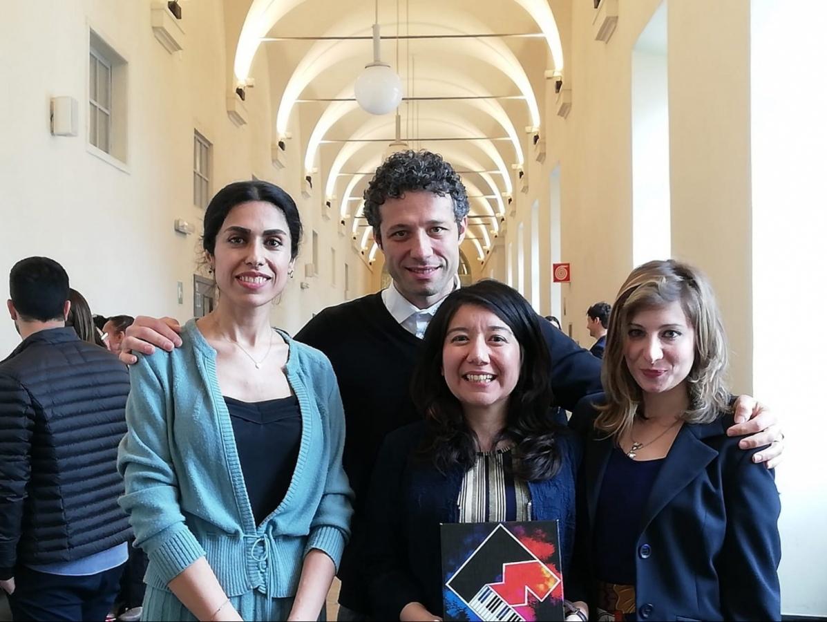La musica per i sordi finalmente diventa tesi di laurea all'Università di Genova