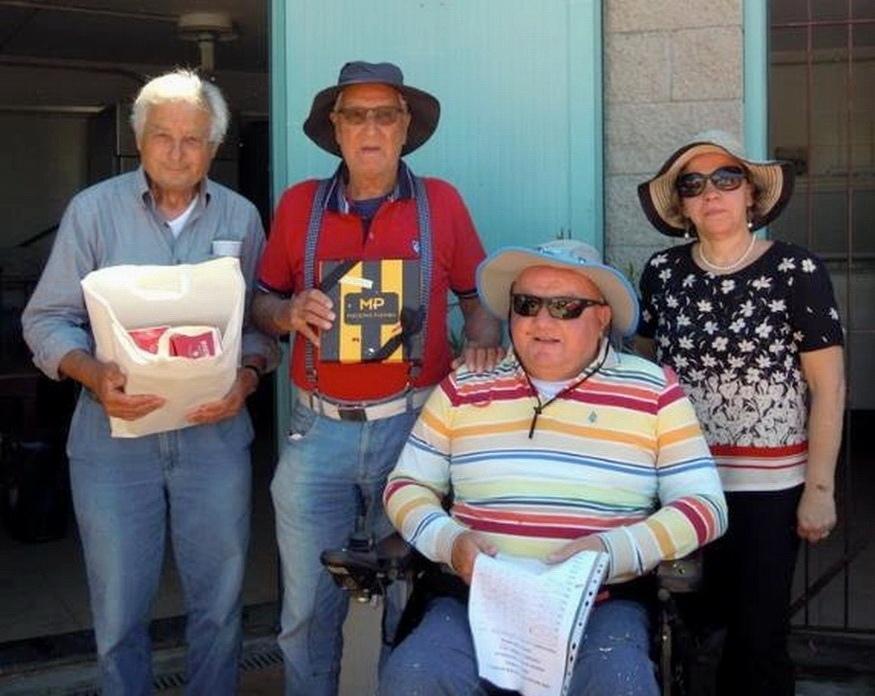 Premiati i vincitori del raduno di pesca al pagello fragolino...