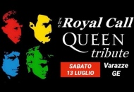 I Royal Call - Queen Tribute in concerto alla Polisportiva San Nazario di Varazze