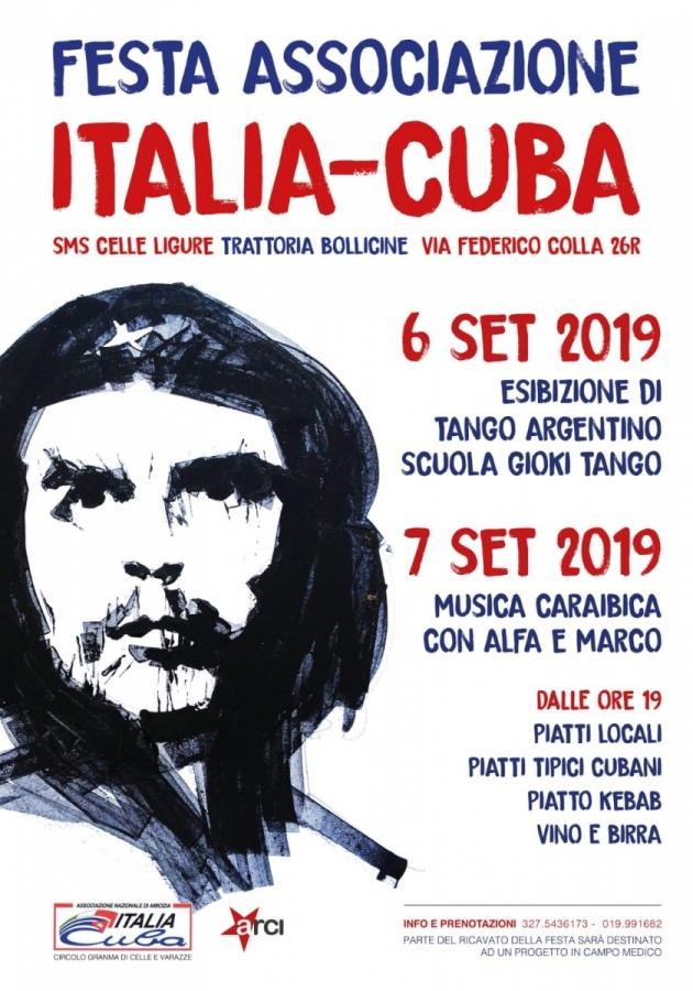 Una grande festa cubana a Celle Ligure. Musica e danze latine il 6 e 7 settembre