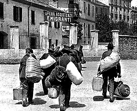 Siamo tutti migranti... riflessioni intorno ad una condizione ieri ed oggi