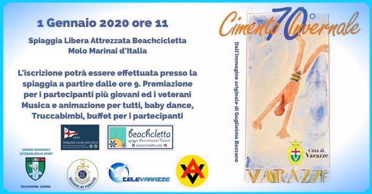 Appuntamento a Varazze con la 70ª edizione del Cimento Invernale