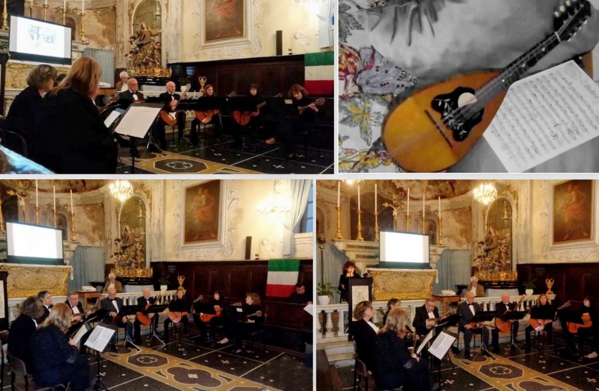 L'Ensemble A. Vivaldi terrà un Concerto di. Solidarietà sull'Ambiente a Varazze