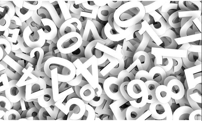 I numeri e il loro grande significato nella simbolico della Bibbia...