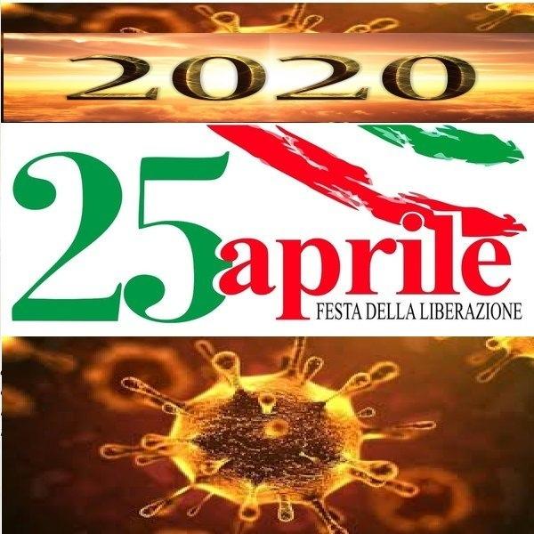 25 aprile 2020 - Festa della Liberazione. Un videomessaggio per l'occasione